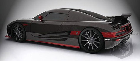 Koenigsegg CCXR Special Edition with 1018HP » image 1