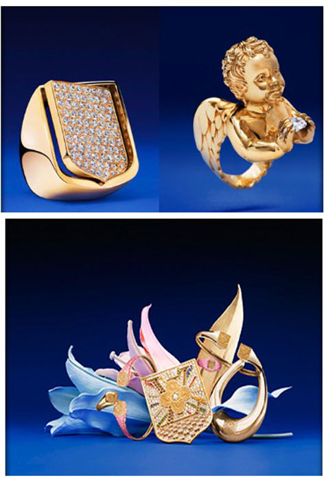 Blason Jewellery Collection by Pharrell Williams  » image 1