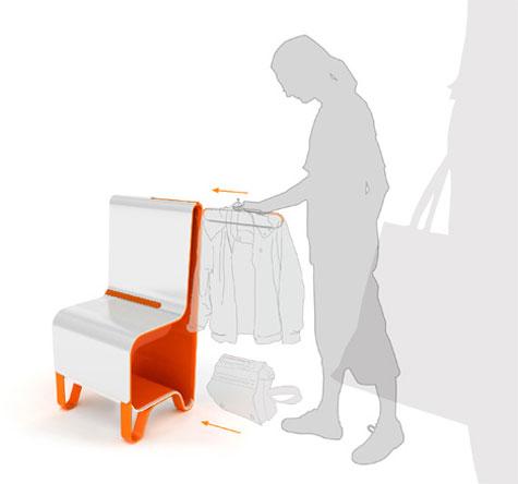 Chair Wardrobe » image 2