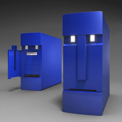 Computer Cases Meet Faces by Ross McBride » image 1