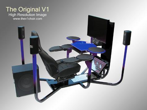 Corner V1 Computer Desk » image 1