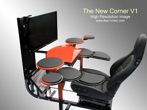 Corner V1 Computer Desk » image 3