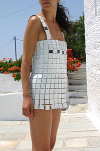 Day-for-Night, Modular Solar Dress » image 1