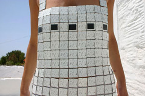 Day-for-Night, Modular Solar Dress » image 2