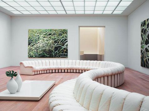 de Sede DS 600 Segment Sofa » image 1