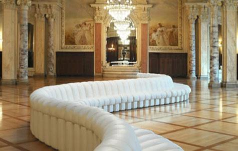 de Sede DS 600 Segment Sofa » image 2