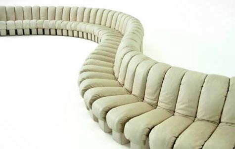 de Sede DS 600 Segment Sofa » image 5