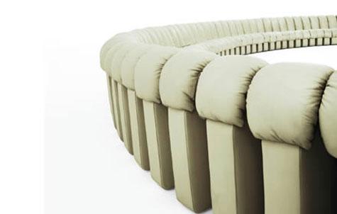 de Sede DS 600 Segment Sofa » image 6