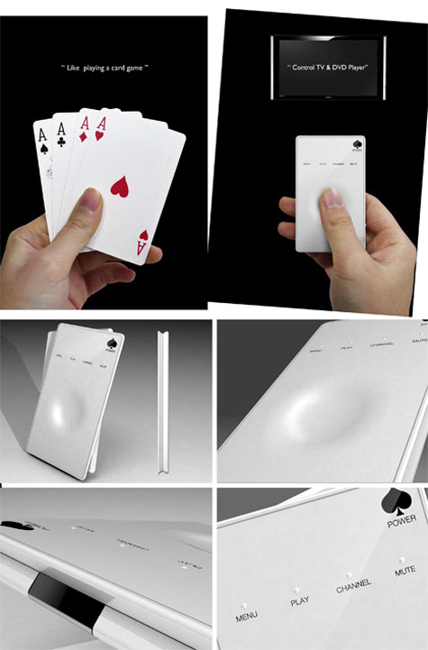 Remote Game Card by Sungwoo Park » image 2