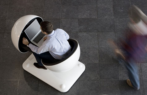 Globus Artifort Mobile Office Pod » image 1