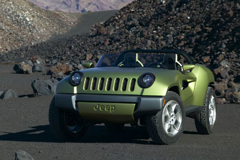 Jeep Renegade » image 1