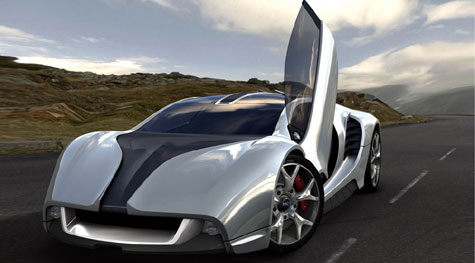 MCE MC1 Car Concept » image 1