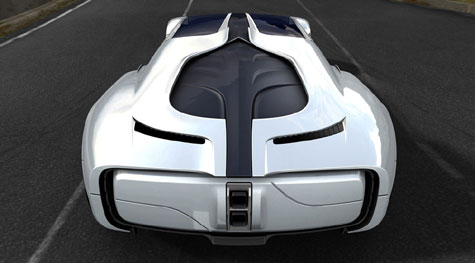 MCE MC1 Car Concept » image 3