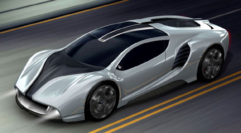 MCE MC1 Car Concept » image 4