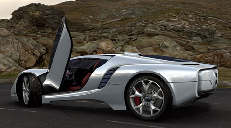 MCE MC1 Car Concept » image 5
