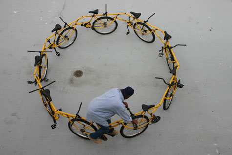 Nine Circular Salvaged Bikes » image 2