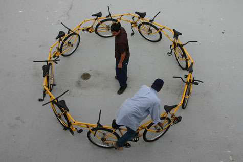 Nine Circular Salvaged Bikes » image 3