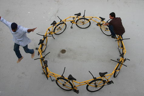 Nine Circular Salvaged Bikes » image 4