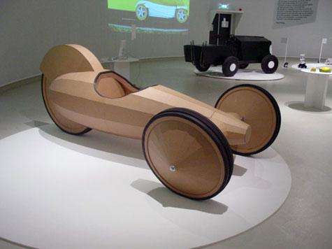 Platform21 Fantasy Cars in Amsterdam » image 7
