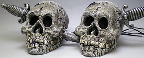 Skull Speakers » image 1