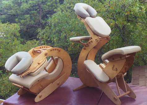 Swan Massage Chair » image 1