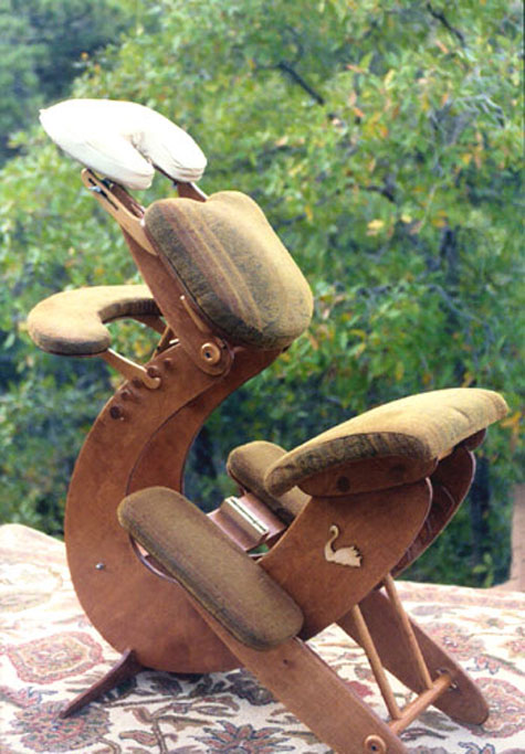 Swan Massage Chair » image 2