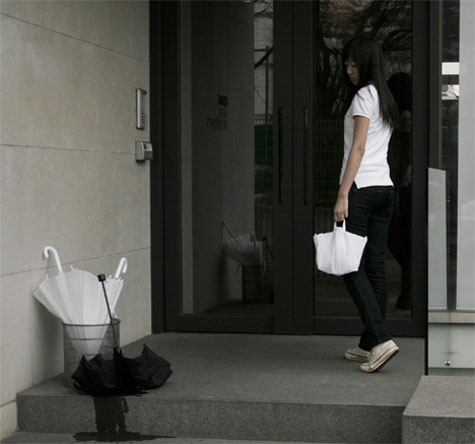 Umbrella Bag By Seung Hee Son » image 1