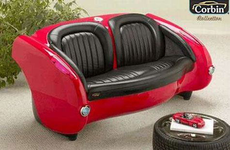 1957 Corvette Style Couch » image 3