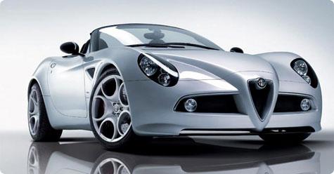 Alfa Romeo 8C Spider » image 1