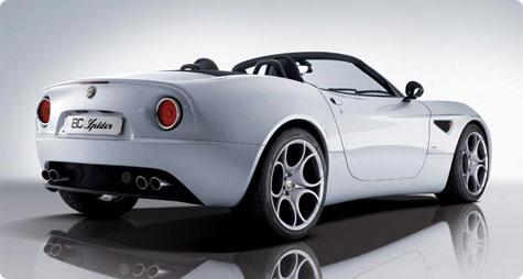 Alfa Romeo 8C Spider » image 2