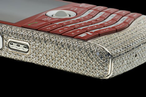 Amosu Blackberry Pearl Limited Diamond Edition » image 2