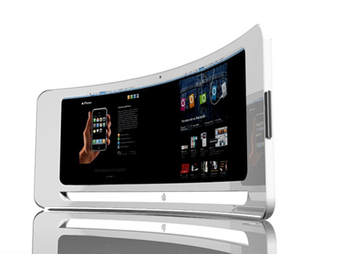 Apple iView: Redesign iMac » image 1