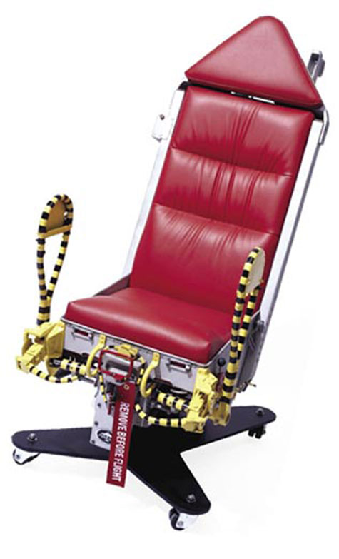 B-52 Ejection Office Chair » image 1