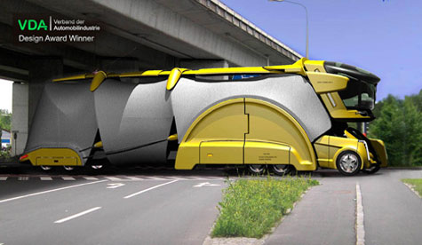 The Bionic Chameleon Truck » image 1