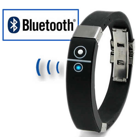 BluAlert Vibrating Bluetooth Wristband » image 1