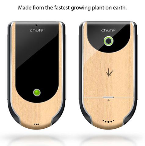Bamboo Chute Phone » image 1