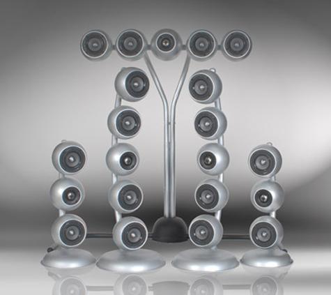 DIY Sphericles Speaker » image 1