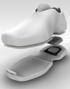 Pioneer Shoe: Walk To Create Electric Energy » image 2
