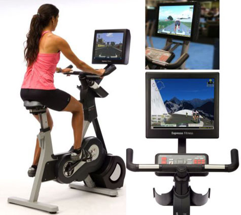 Exercise bikes By House of Expresso Fitness » image 1