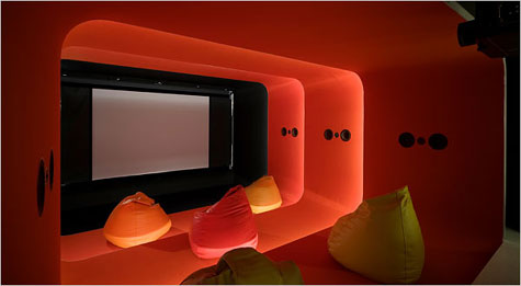 Funky Home Theater » image 1