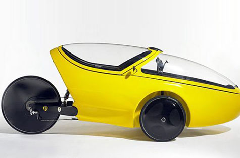 Go-One Human Powered Vehicle (HPV) » image 2