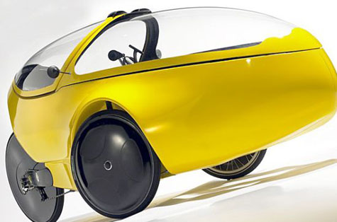 Go-One Human Powered Vehicle (HPV) » image 3