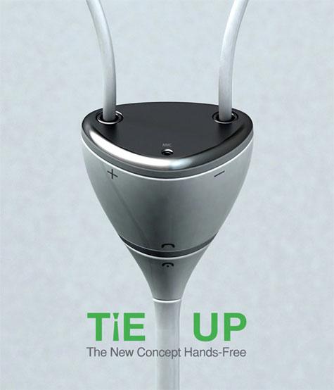 Hands-free Tie by Wooteik Lim » image 1