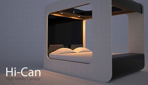 Hi-Can Multimedia Bed Theater » image 1