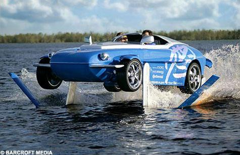 Rinspeed Splash Sport Car by Frank M. Rinderknecht » image 1