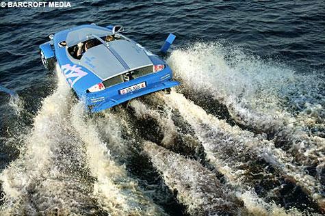 Rinspeed Splash Sport Car by Frank M. Rinderknecht » image 2