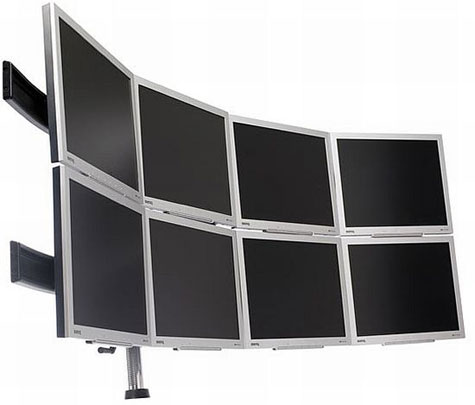 Paramount Parabolic Multi-Monitor Display » image 1
