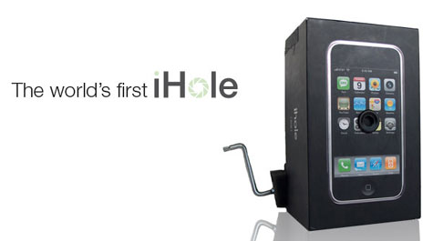 iHole: The iPhone Camera » image 1