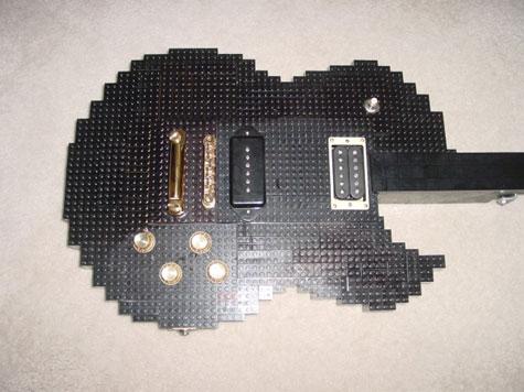 Lego Guitar » image 2
