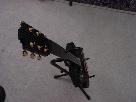 Lego Guitar » image 4